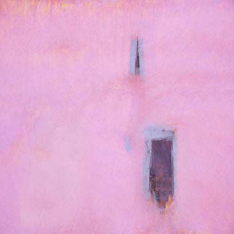 'Pink Windows II' by Linda Bembridge