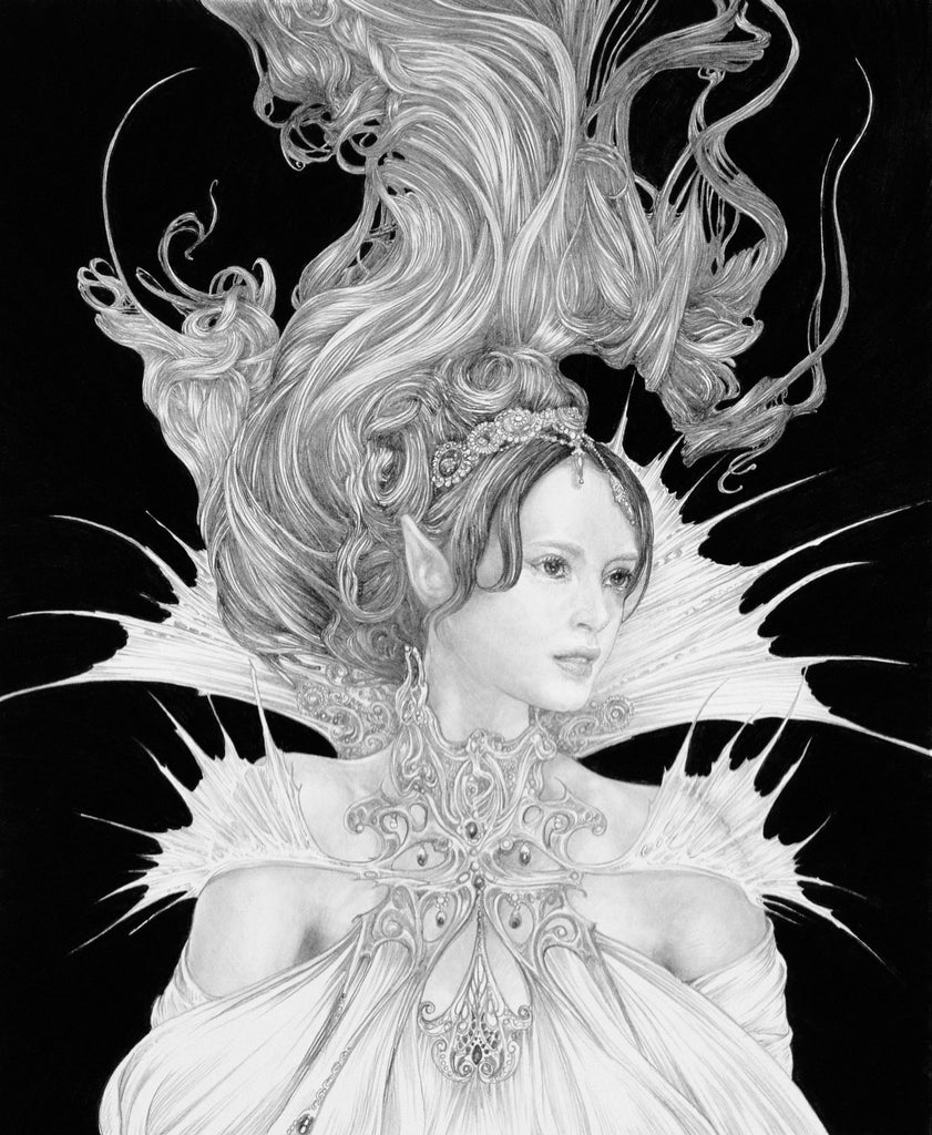 Sea Queen - Signed Print