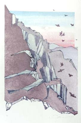 Snowdon Bird dance by Laura Boswell