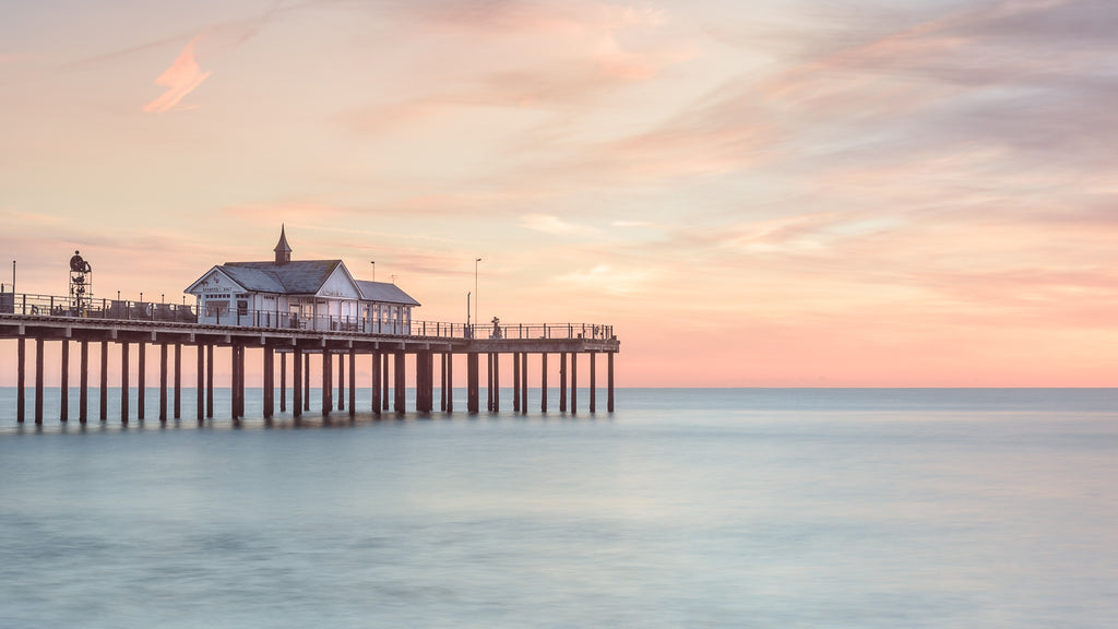 Southwold Pier by Nigel Cox