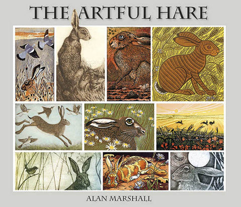 The Artful Hare Book by Alan Marshall