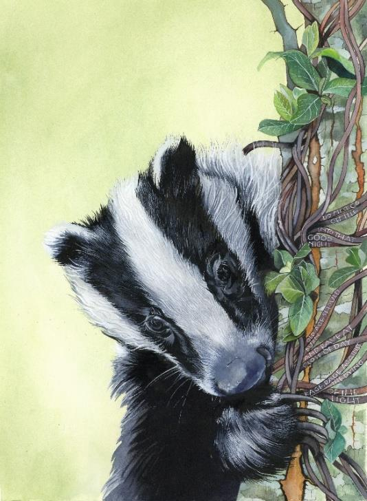 The Badger by Sam Cannon