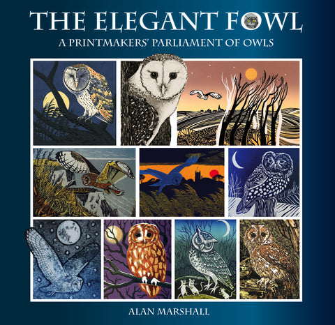 The Elegant Fowl - Hardback Book