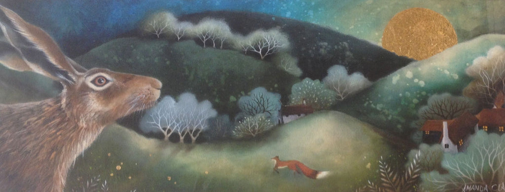 The Lookout by Amanda Clark