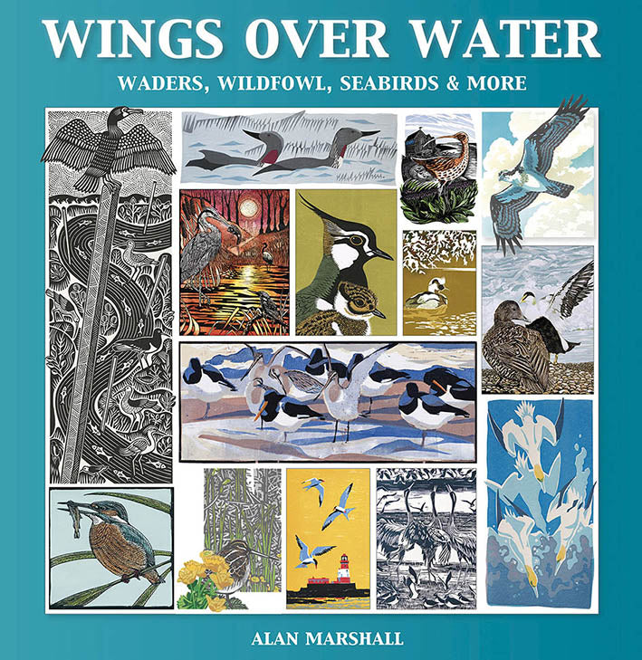 Wings Over Water Book by Alan Marshall