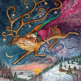Yule Dawn Dreaming