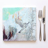 American Kestral Stone Place Mat by Sky Siouki