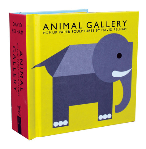 'Animal Gallery' Pop-Up Book