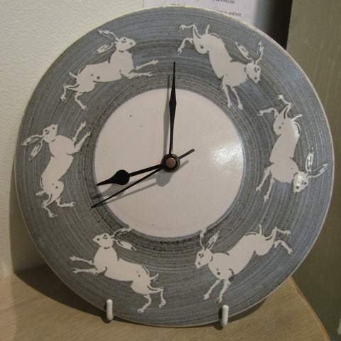 Hares Design, Clock by Neil Tregear