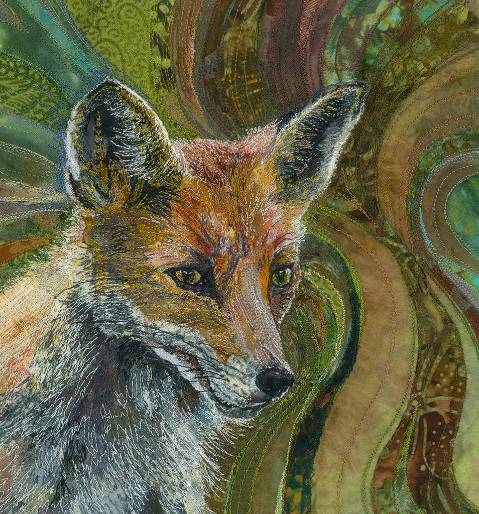 Fantastic Mr Fox by Rachel Wright