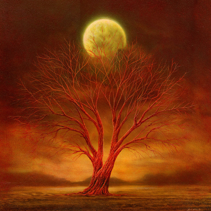 Mark Duffin Fire Moon