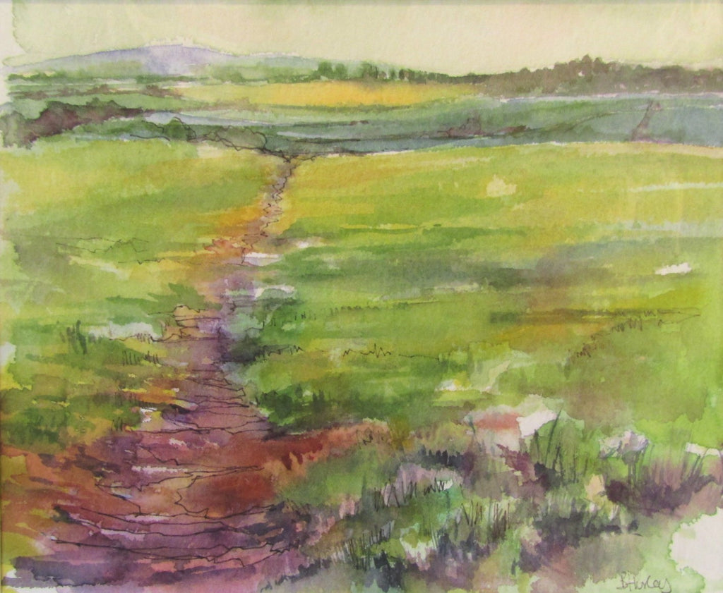 In The Chiltern Hills by Brenda Hurley