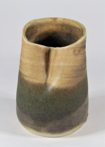 Altered Shape Vessel