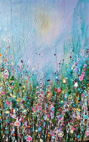 Through the Wild Flower Meadow
