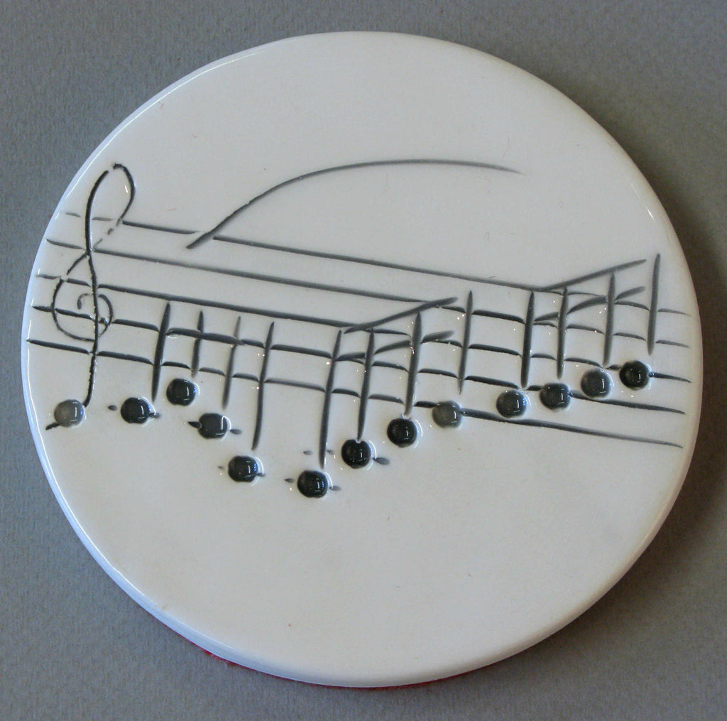 Music Coasters - Stephanie Beasley