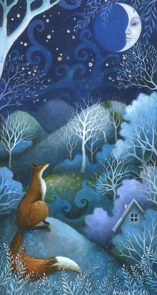 Talking to the Moon by Amanda Clark