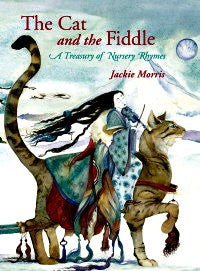 Jackie Morris The Cat and the Fiddle book