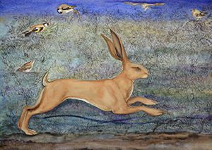 The Young Queen of the Hares Jigsaw