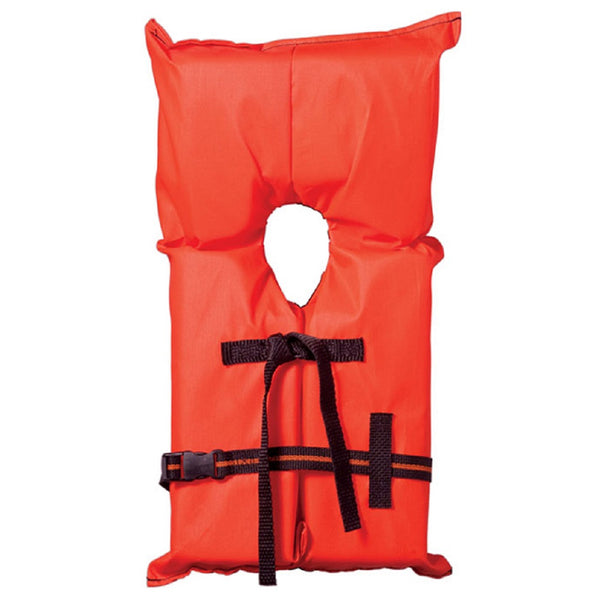 Kent Type II Youth Life Jacket Orange
