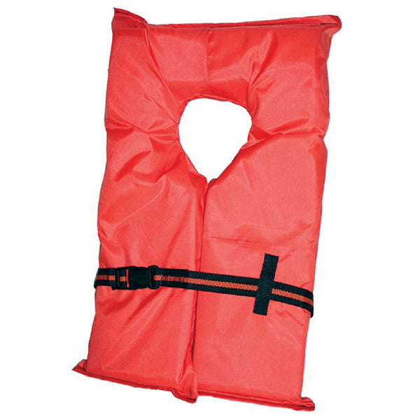 Kent Adult Type II Life Jacket Orange