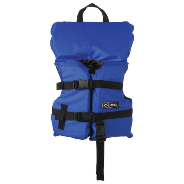 Onyx General Purpose Infant Life Vest Blue/Black