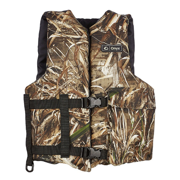 Onyx Adult Universal Sport Vest Realtree Max-5 Camo