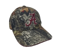 National Cap & Sportswear Collegiate Headwear Camo Cap