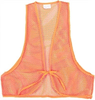 Allen Blaze Orange Mesh Hunter Safety Vest