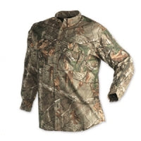 Browning Wasatch Button-Up Camouflage Shirt
