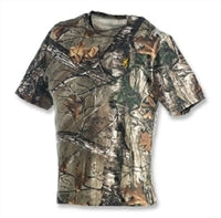 Browning Jr. Wasatch Youth Short Sleeve Camouflage T-Shirt Realtree Xtra