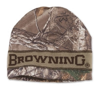 Browning Element Reversible Beanie Realtree Xtra/Stone