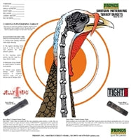 Primos Shotgun Patterning Turkey Target 12-Pack