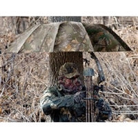 Allen Company Camouflage Instant Roof Umbrella/Blind