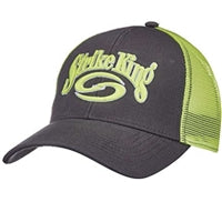 Strike King Trucker Mesh Back Cap Charcoal/Green