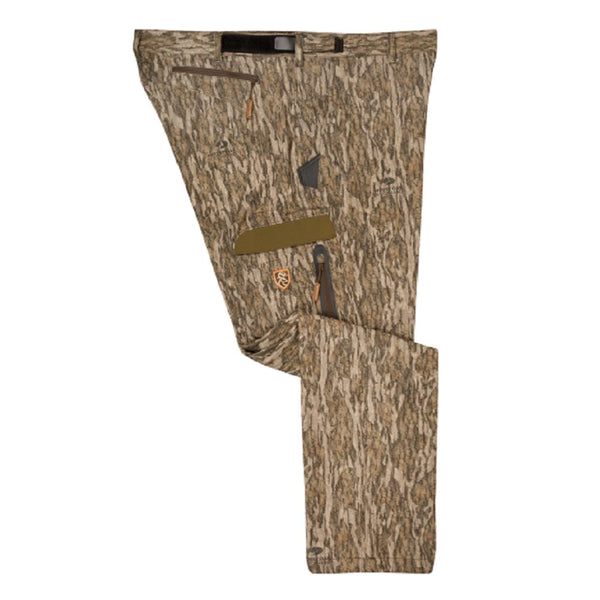 Drake Non-Typical Camo Tech Stretch Pants Mossy Oak Bottomland