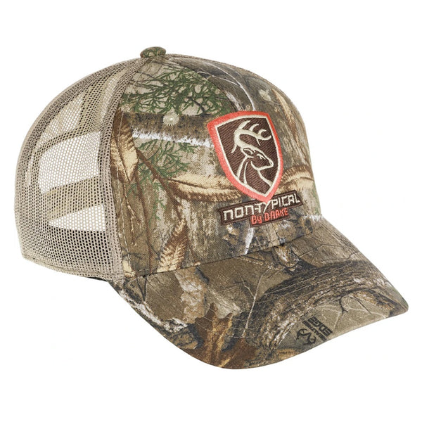 Drake Waterfowl Drake Non-Typical Mesh Back Camo Cap
