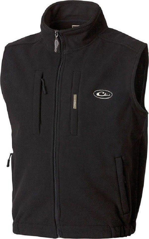 Drake Waterfowl Systems Windproof Layering Vest - Solid