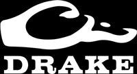 Drake Waterfowl Systems Logo Decal - Solid Colors