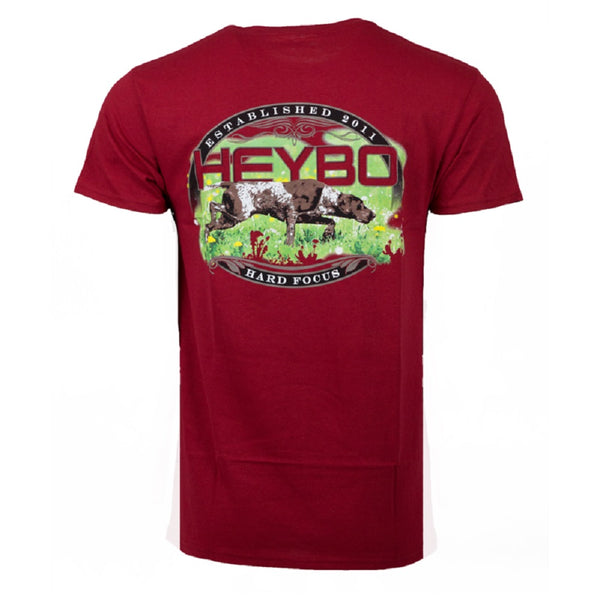 Heybo On Point Short Sleeve T-Shirt