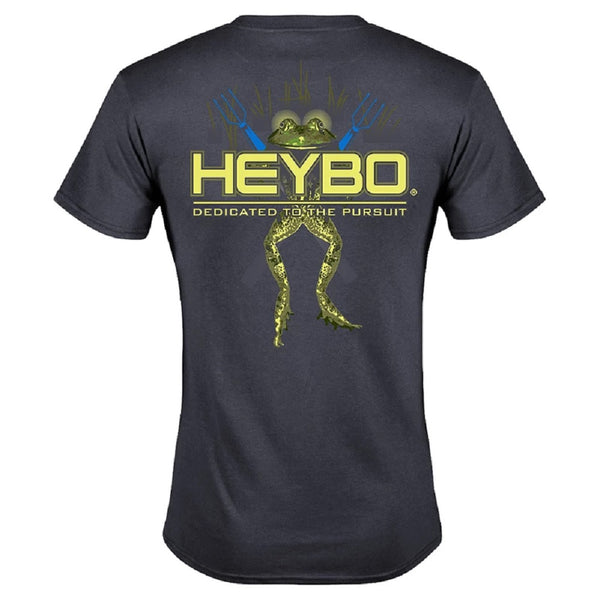 Heybo Frog Giggin Youth SS T-Shirt