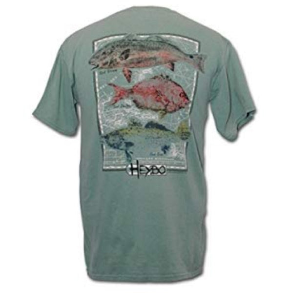 Heybo Inshore Slam Comfort Color SS T-Shirt