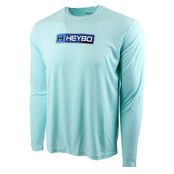 Heybo Reef Performance Logo LS T-Shirt