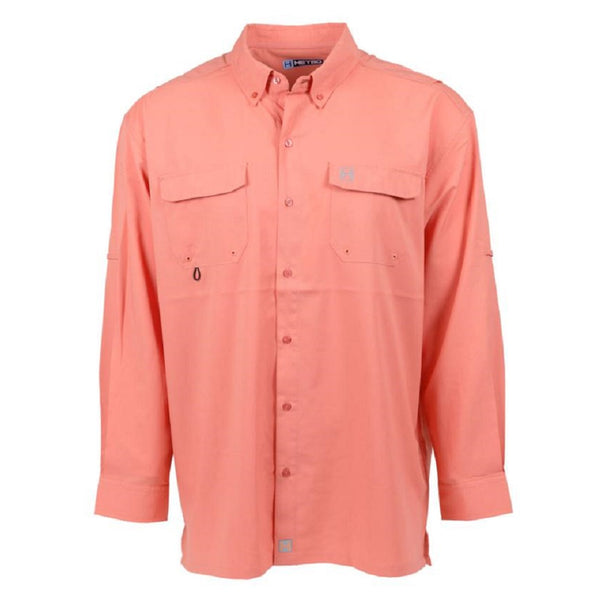 Heybo Boca Grande LS Vented Fishing Shirts