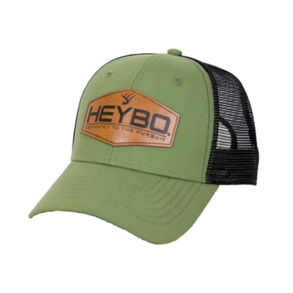 Heybo Deer Antler Patch Trucker Cap