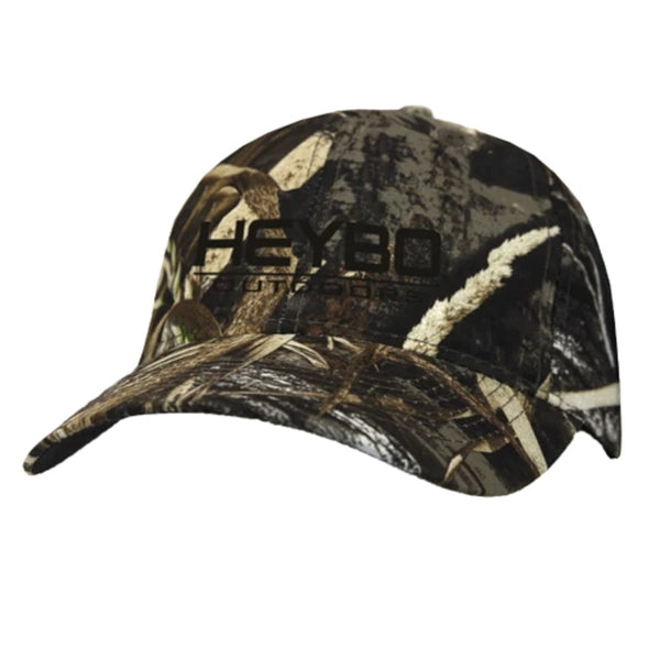 Heybo Realtree Max-5 Unstructured Cap