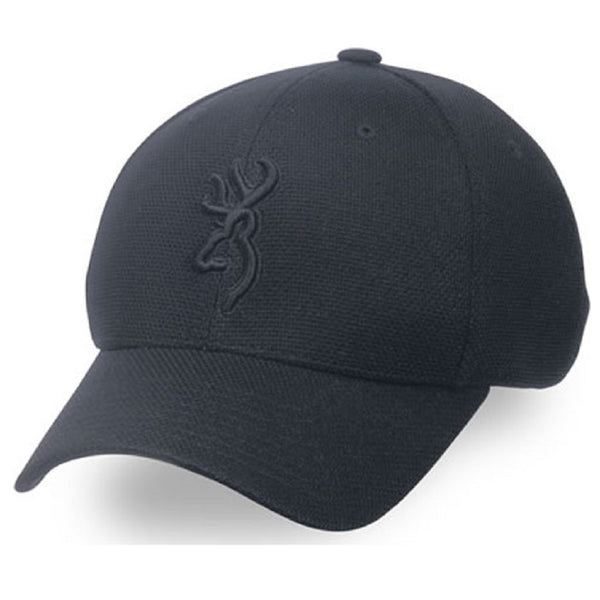 Browning Coronado Pique Flex-Fit Cap Black