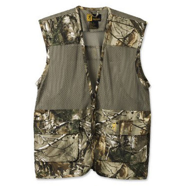 Browning Dove Hunting Vest Realtree Xtra