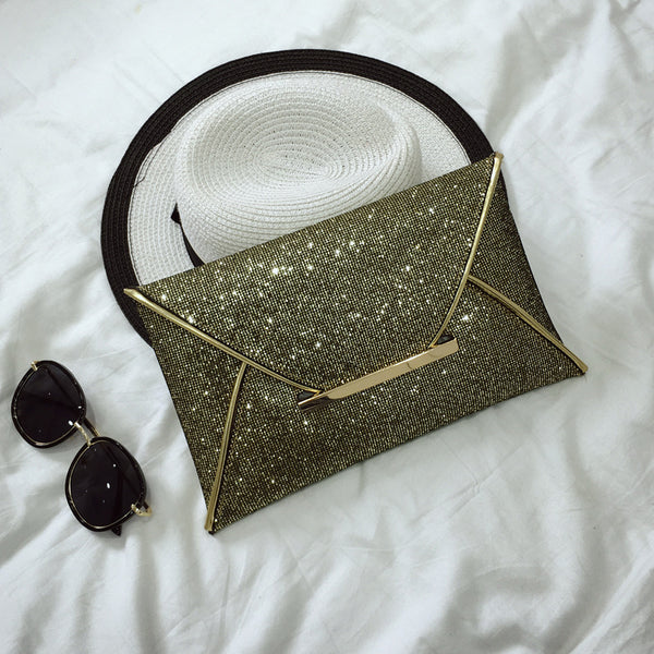Sequin Evening Bag