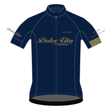Load image into Gallery viewer, Tech Jersey - Dolce Vita Navy