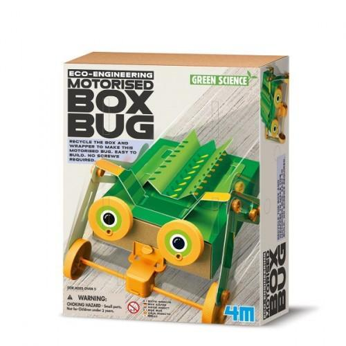 4M - Box Bug - Green Science
